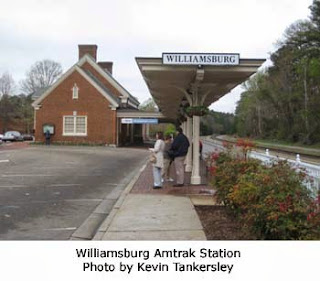 Williamsburg Amtrak Station