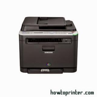 Guide reset Samsung clx 3185fn printer toner cartridge ~ red light blinking