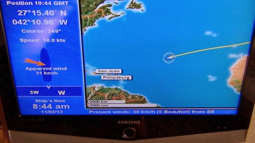 В Америку через Бермудский треугольник. Трансатлантический круиз на Liberty of the Seas из Барселоны во Флориду (часть 3-я)