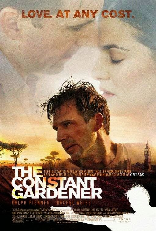 Poster Of The Constant Gardener (2005) Full Movie Hindi Dubbed Free Download Watch Online At Alldownloads4u.Com