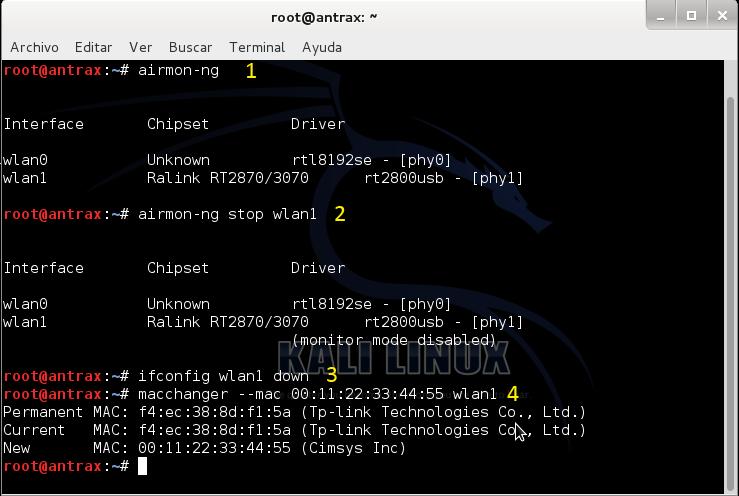 Reventando una red con cifrado WEP con un ataque ARP Request 2