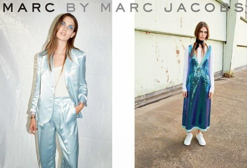 Marc by Marc Jacobs, campaña PV 2014