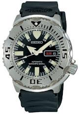 Jam Tangan Pria Tali Rubber Seiko Automatic Diver  Seiko Automatic : SKX011