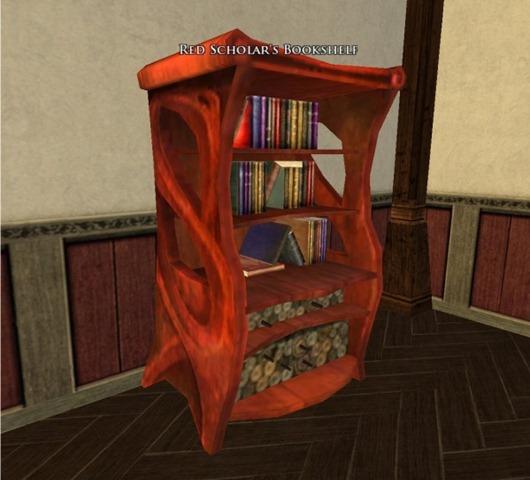 Red Scholars Bookshelf Origem Craft Expert Woodworker Receita Vendida Por Barthavron Em Falathlorn Homestead