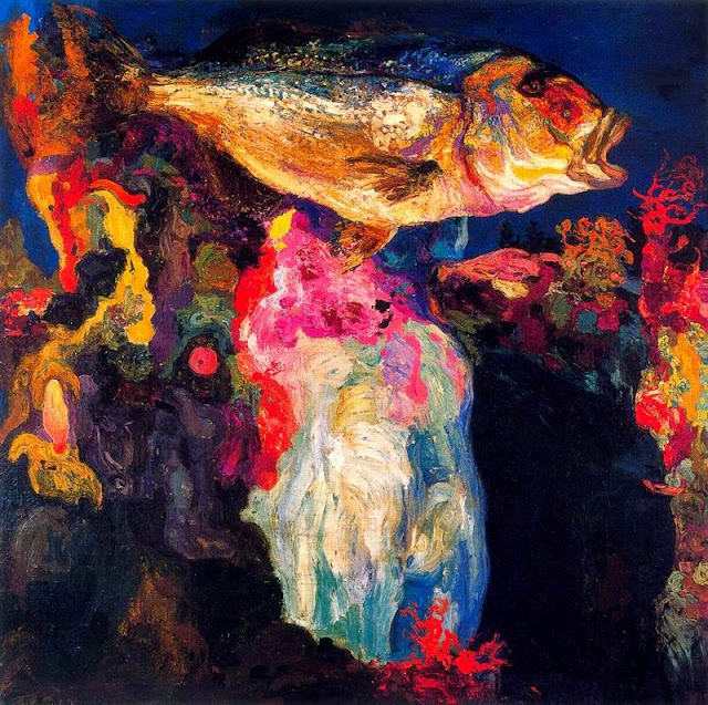 Hermen Anglada-Camarasa - Fons del mar-Bottom of the sea