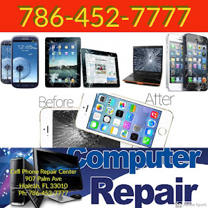 Who is Cell Phone Repair Center?
