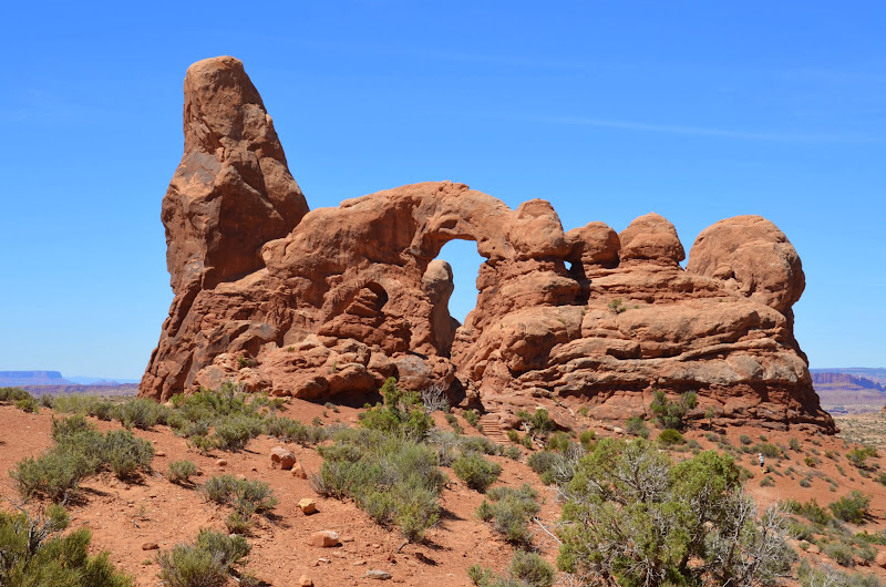 turret arch arches