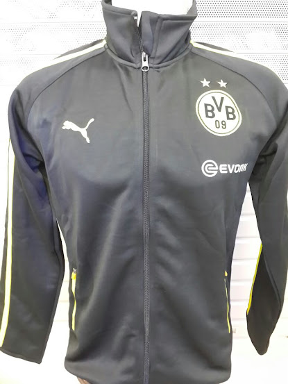 Jual Jaket Dortmund Hitam 2014-2015