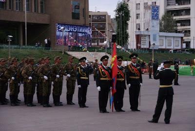 День Монгольской армии