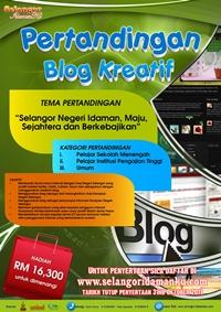 Contest Selangor Negeri Idaman, Maju, Sejahtera dan Berkebajikan