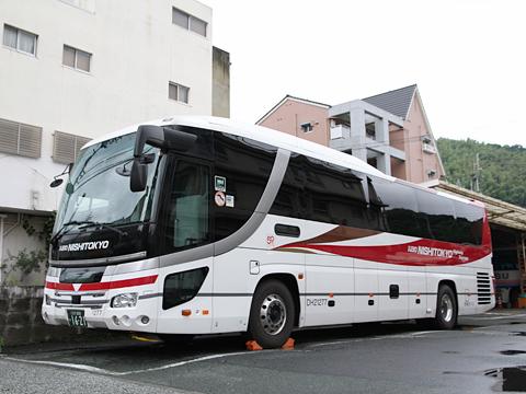 西東京バス「オレンジライナー」 DH21277