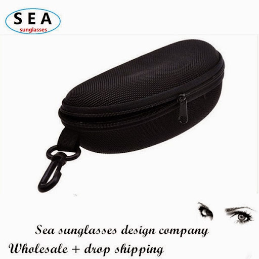 FASHION sport glasses case Convenient anti-stress men s