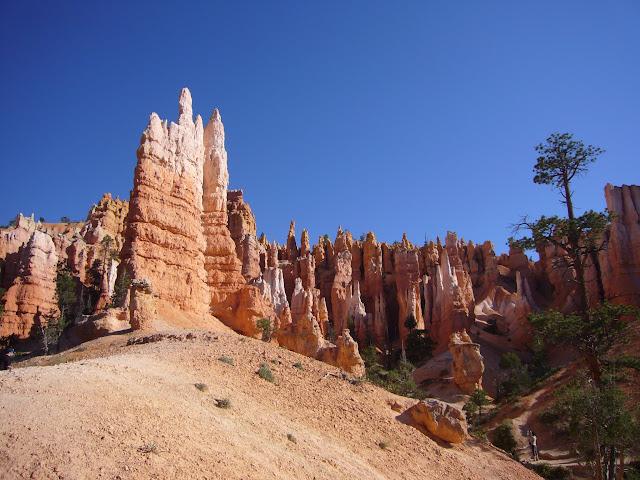 Hoodos en Bryce Canyon