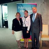Wręczenie nagrody PAOI dla naszej absolwentki -manager sportu - czerwiec 2013