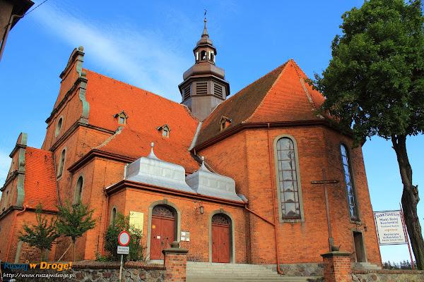 Sanktuarium Matki Boskiej Kościerskiej