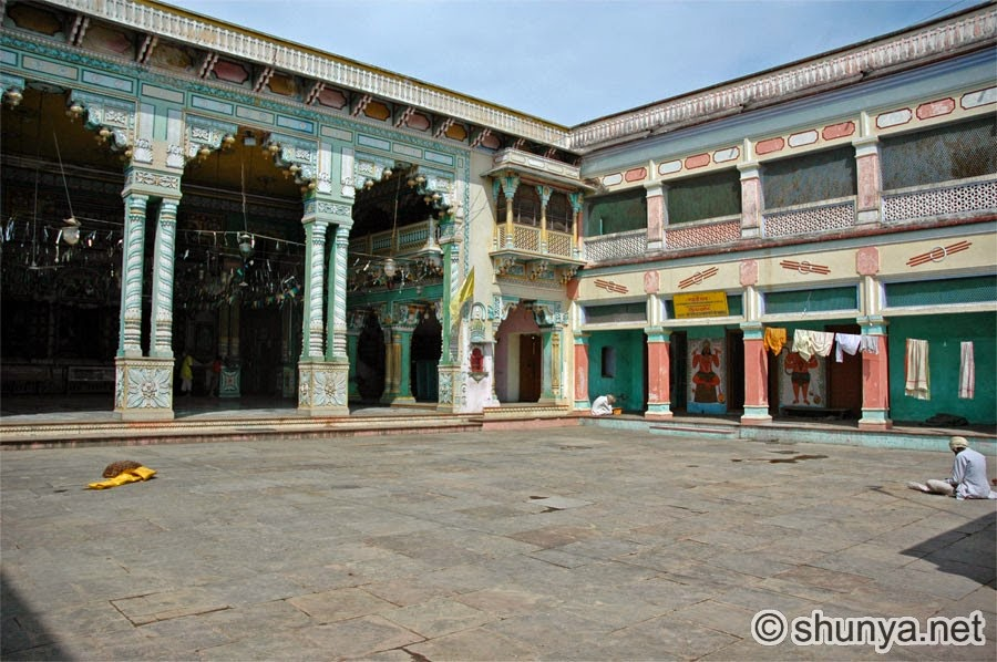 Dasharatha's Palace