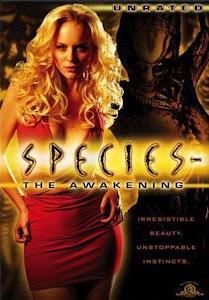 Loài Ác Độc 4: Quái Vật Thức Giấc - Species 4: The Awakening poster