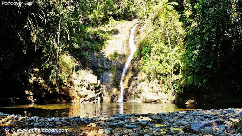 Pamoayan Falls
