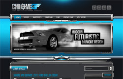 Download Template ChromeGT