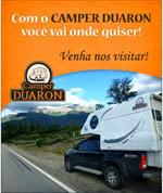 Com o Camper Duaron você vai onde quiser!!