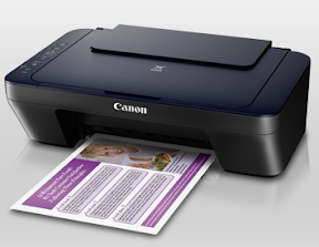Canon PIXMA E460 drivers Download