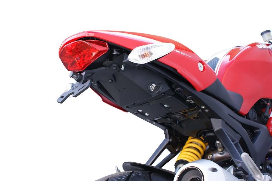 Ducati Monster  Best Fender Eliminator