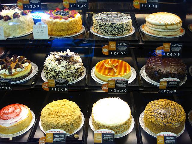 Dulces y tartas