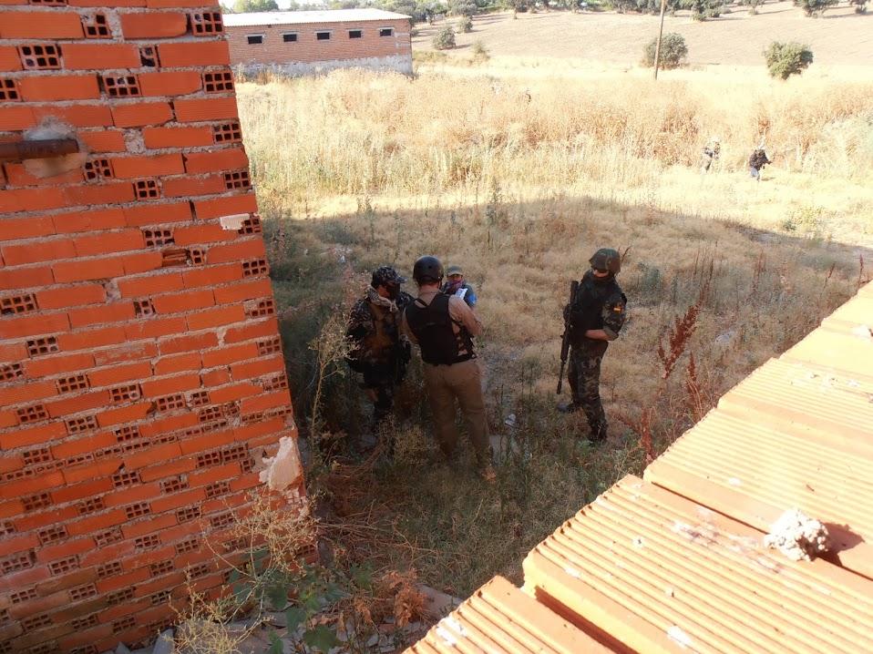 """Fotos de """"Operación Granja"""". 25-08-13. P8250010"""