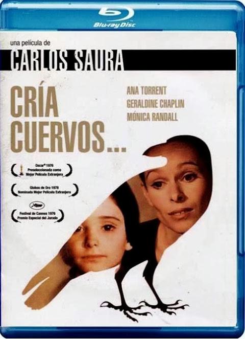 Cr�a Cuervos... [1975][Drama][m1080p][BDRip x264][Dual][Esp.Eng][Ac3-1.0][Subs]