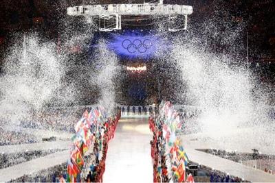 Samba a partir de ahora en clausura de los Juegos Olímpicos Londres 2012