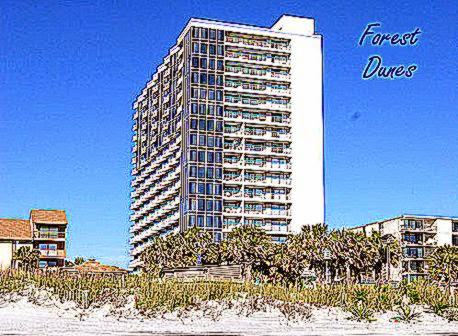 Condos for Sale at Forest Dunes in Myrtle Beach SC   Myrtle Beach