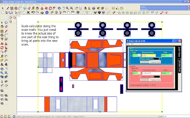 Unfolding In Sketchup Free Version Manually