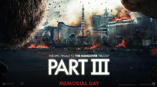 Official Trailer for The Hangover Part III