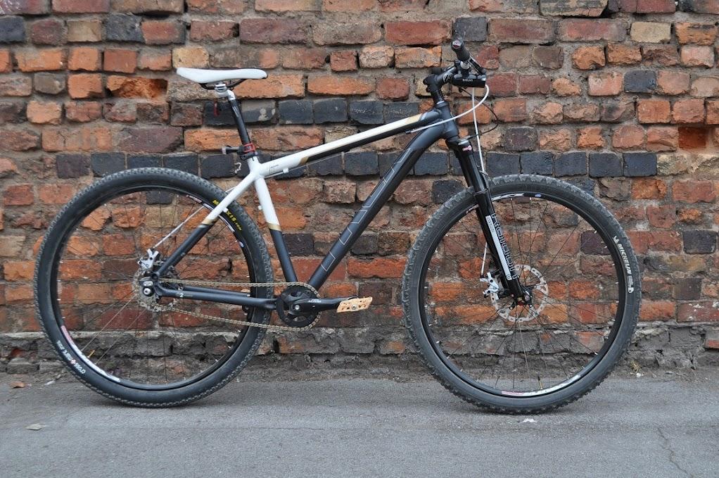 """Trek Marlin Disc - 2012 29"""" MTB Cykel SUPER-TILBUD"""
