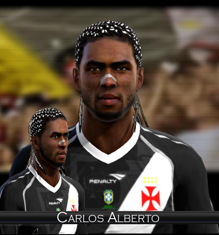 Carlos Alberto Face - PES 2012
