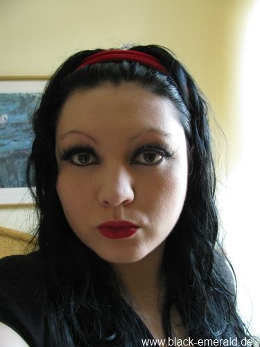Makeup Samstag