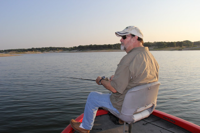 Lazy day fishing whitney lake for Lake whitney fishing