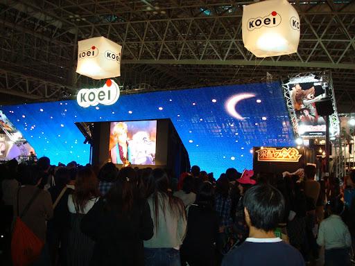 KOEI展台