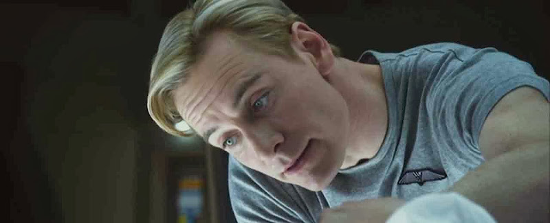 Screen Shot Of Hollywood Movie Prometheus (2012) In Hindi English Full Movie Free Download And Watch Online at Alldownloads4u.Com