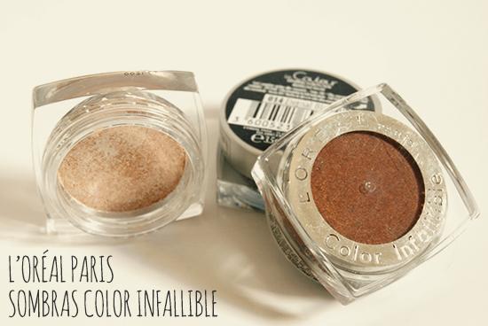 L'Oréal Paris | Sombras Color Infaillible