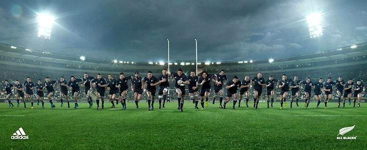 Adidas All Blacks Apparel