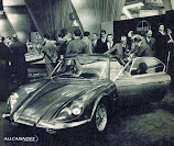 1963 ATS 2500 GT at Geneva