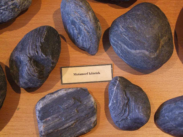 Metamorf kőzetek