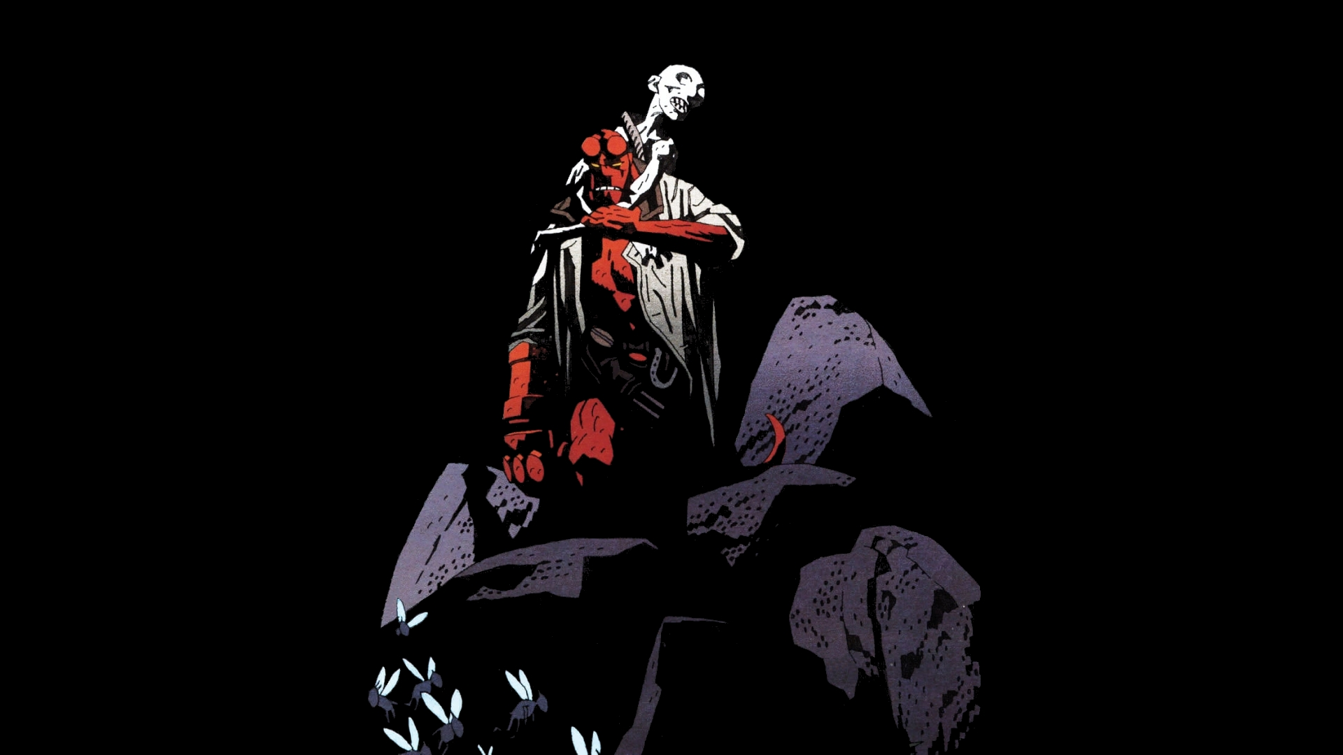 A Massive Mignola Wallpaper Gallery 1920x1080 That I Have Compiled