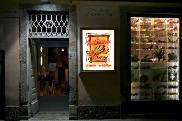 Il Pinzimonio, Via Bonanomi, 24, 22100 Como CO, Italy