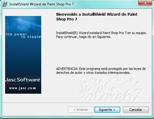 2-Descargar e Instalar Paint Shop Pro 7.04
