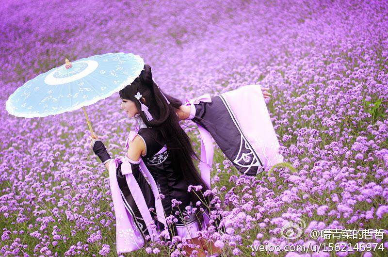 Nữ hiệp Vạn Hoa dạo chơi giữa rừng hoa - Ảnh 6