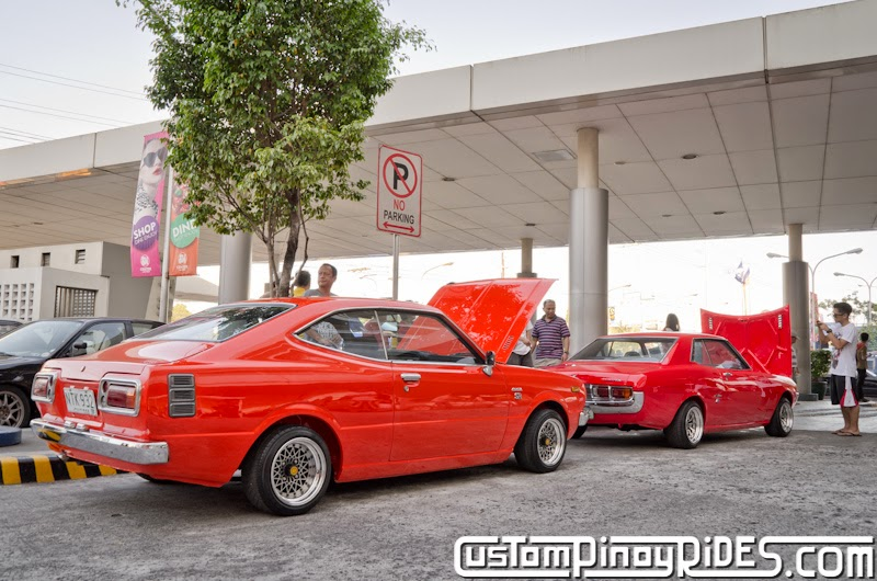 Orange Old School Brethren - Corolla and Celica Custom Pinoy Rides Car Photography Manila Philippines pic1