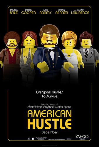 Giải Oscars lần thứ 86 được minh hoạ bằng LEGO