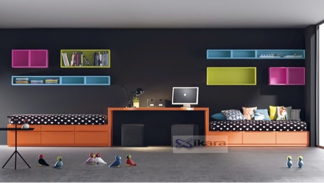 Dormitorios juveniles infinity de jjp - Infinity jjp ...